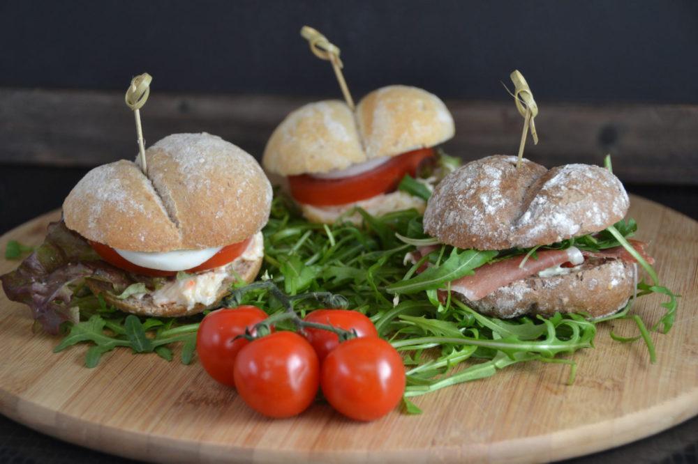 koude specialiteiten bij het broodjesateljee