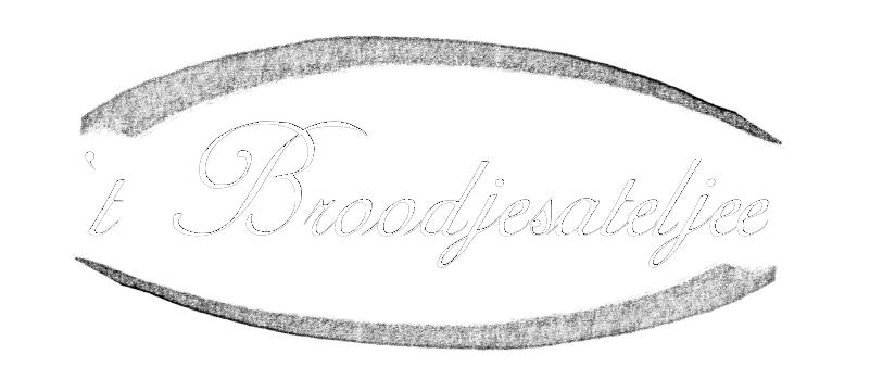 Het logo van broodjesateljee